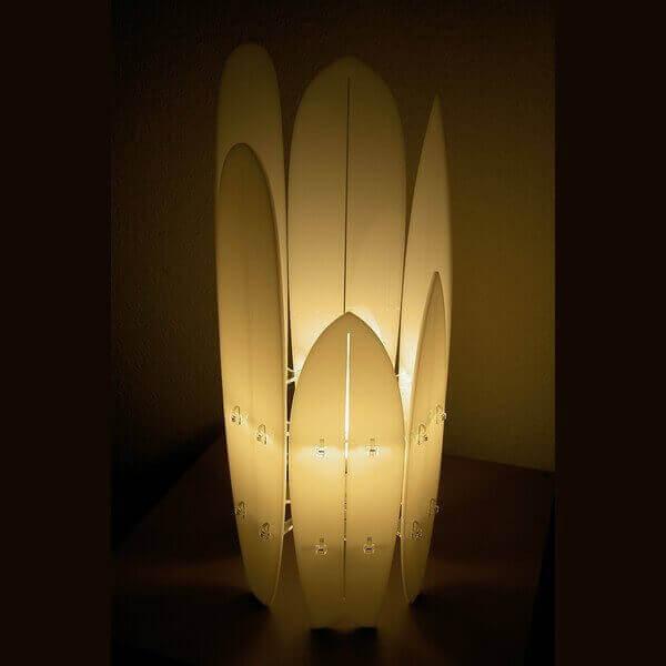 Lampe Surf Quiver 1107