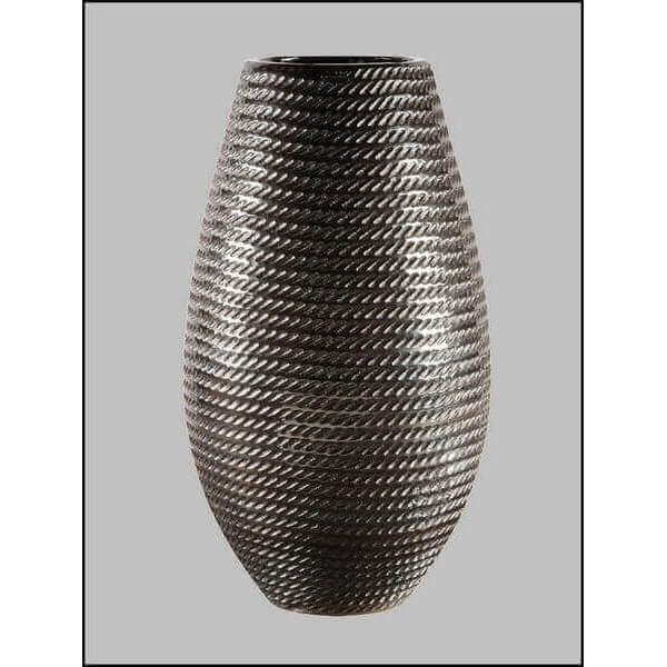 poterie design aubergine vente poteries artisanales grands vases contemporains sur mathi design. Black Bedroom Furniture Sets. Home Design Ideas
