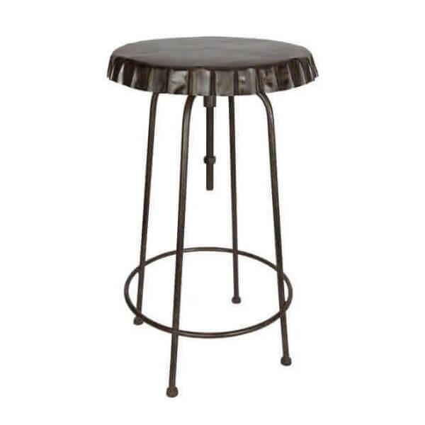 Table haute Caps 1751