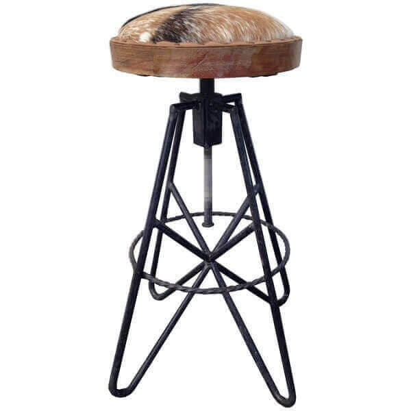 Eiffel bar stool