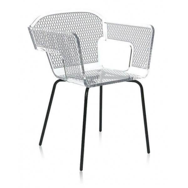 acrila chaise alnoor acrila chaise en acrylique transparent haut de gamme. Black Bedroom Furniture Sets. Home Design Ideas