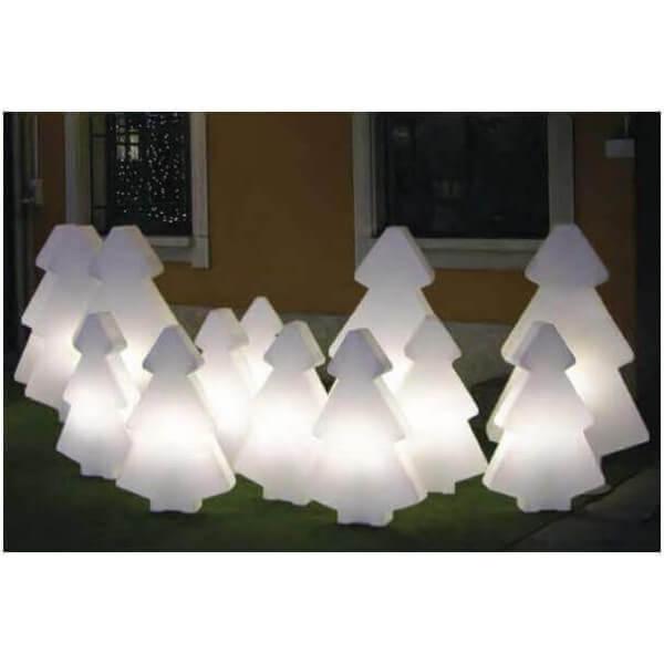 Sapin lumineux slide decoration design pour noel dans - Sapin de noel lumineux design ...