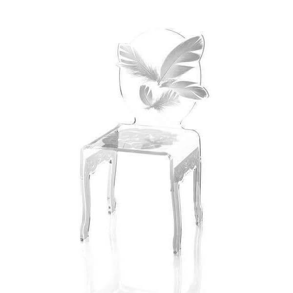 Chaise Acrila Plume 2790