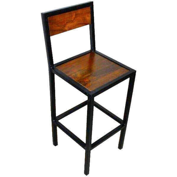 tabouret de bar factory. Black Bedroom Furniture Sets. Home Design Ideas