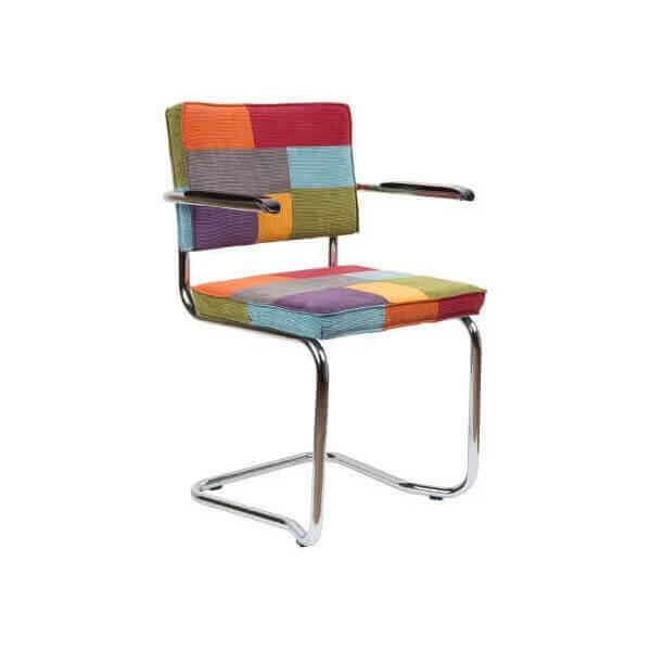 Multicolor armchair