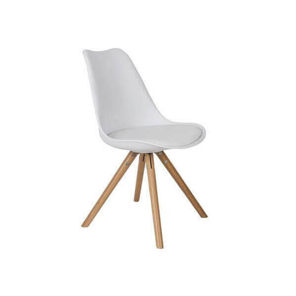 Trendy design chair for Chaise design cuir