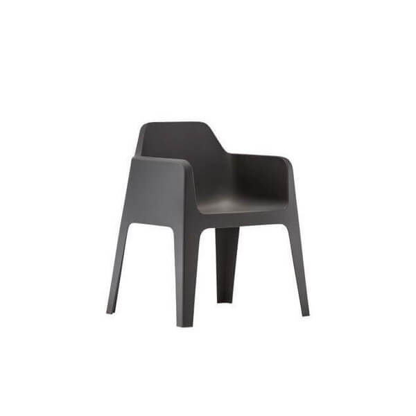 fauteuil de table pedrali chaise d 39 exterieur empilable. Black Bedroom Furniture Sets. Home Design Ideas