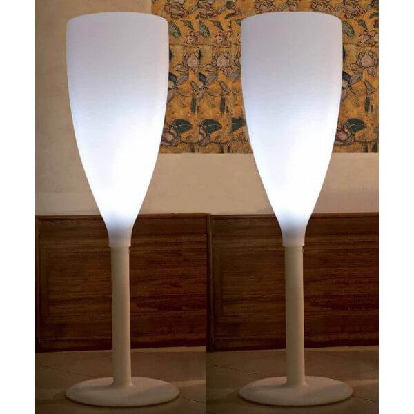 Mobilier Lumineux Exterieur Of Lampadaire Fl Te Champagne Mobilier Original Soir E