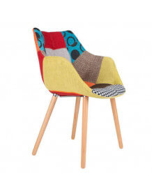 Chaise Patchwork Twelve