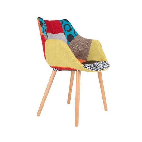 Patchwork chair Twelve
