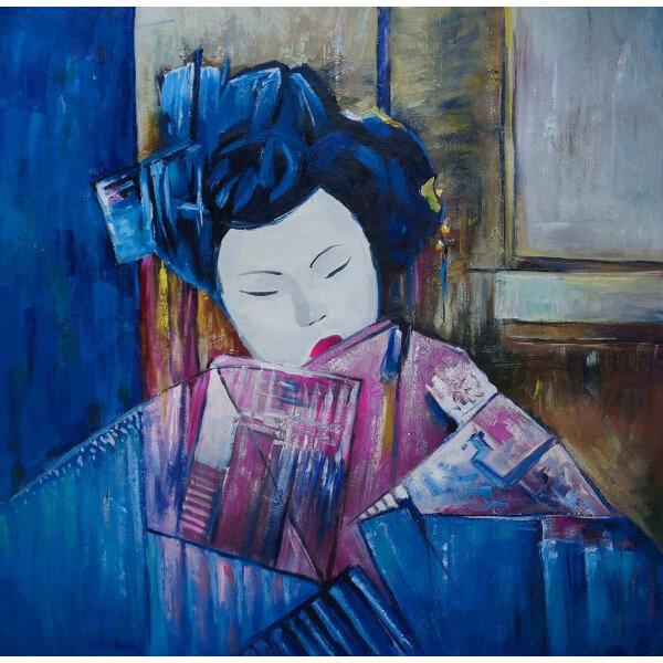Tableau Geisha