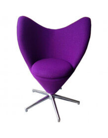 Fauteuil design Twin 863