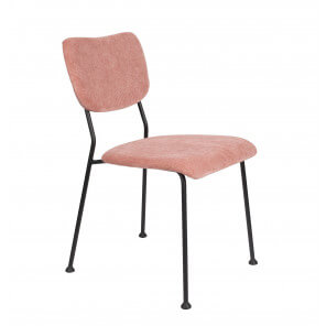 Pink Benson dining Chair