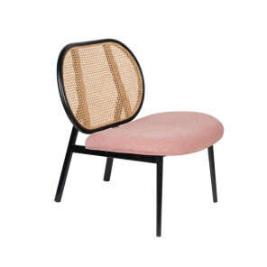 Fauteuil Spike Zuiver
