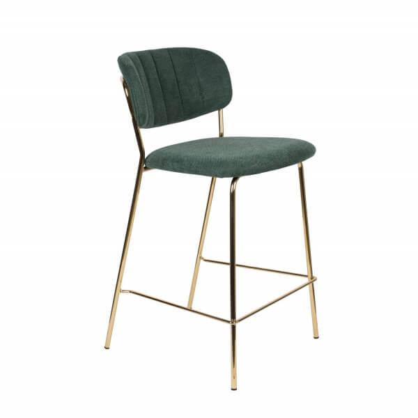 Green Bellagio Bar stool