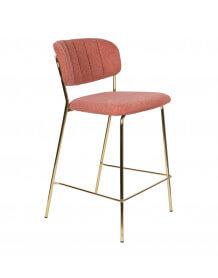 Chaise haute Bellagio rose