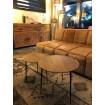 2 Coffee tables Pepper by Dutchbone