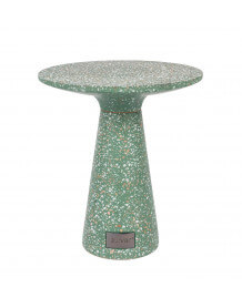 Green Victoria Side Table
