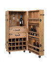 LICO - Meuble Bar en bois Dutchbone