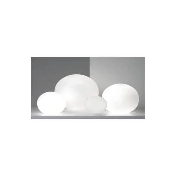 Lampe galet cobble vente lampes design luminaires for Galet lumineux exterieur