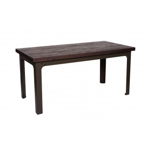 Table de repas rectangle 160