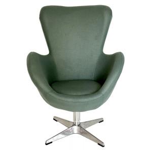 Blue Green armchair Cocoon