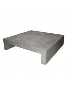 Table basse beton U 1672