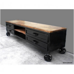 INDUSTRIAL - 160 TV cabinet