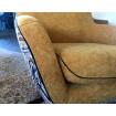 Yellow armchair Jungle