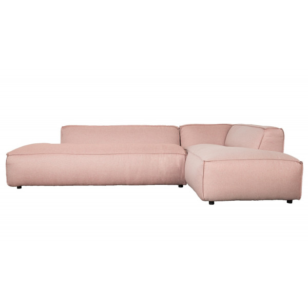 FAT FREDDY - Pink large comfortable Sofa