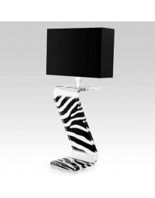 Lampe Z zebre