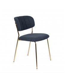BELLAGIO - Dark blue chair