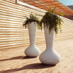 BLOOM - 2 Grands vases Vondom rouge