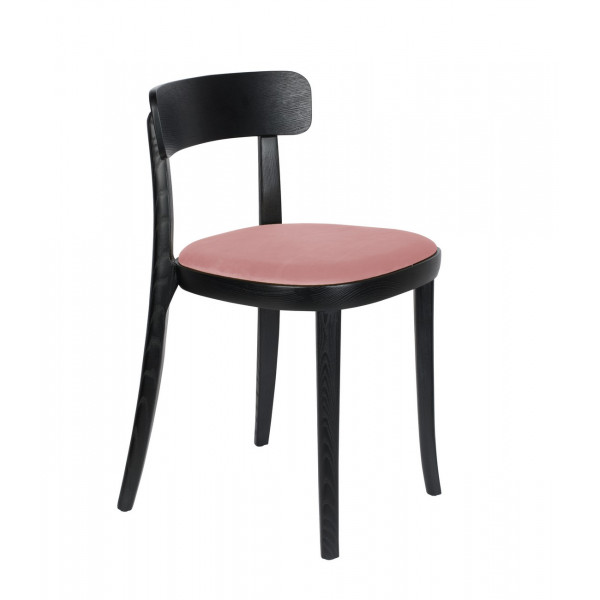 BRANDON - Pink Dining Chair
