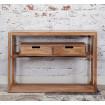 DUNE - Wood console