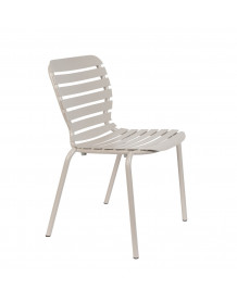 VONDEL - Clay garden chair