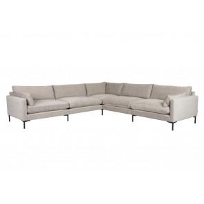 SUMMER - Grand canapé confortable 7 places