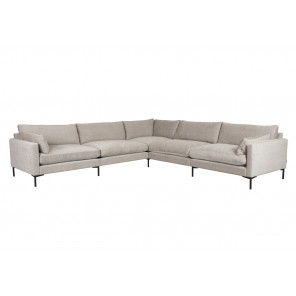 SUMMER - Large comfortable sofa 7 places Zuiver