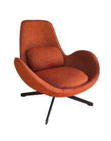 Space design armchair