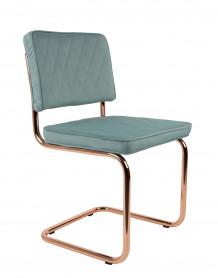 DIAMOND - Minty green Chair