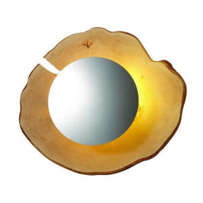 Wall lamp Big Eyes Bleu Nature