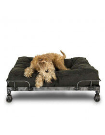 Luxious industrial pet bed