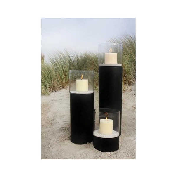 Candle holder black