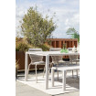 mobilier de jardin en aluminium Argil zuiver
