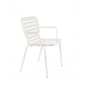 VONDEL - Clay amrest chair