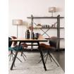 Velvet design dining chairs