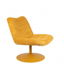 BUBBA - Zuiver Lounge chair yellow