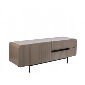 LEWIS - Meuble TV bois 150 cm