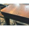 NEVADA - Dining table 120 natural