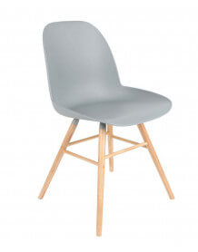 Blue Dining chair Zuiver